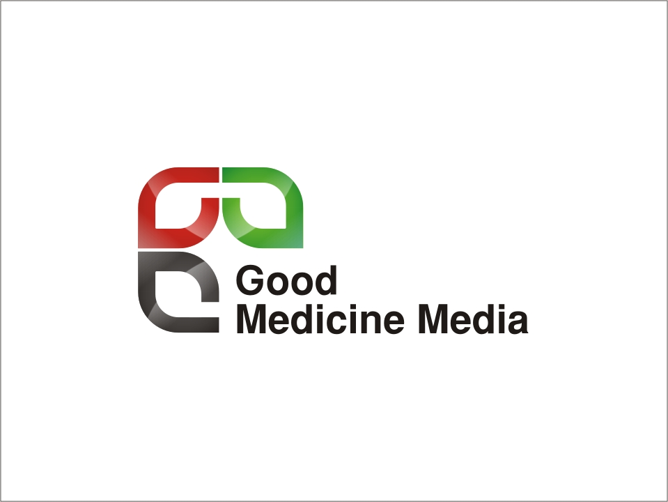 Logo Design by RED HORSE design studio - Entry No. 250 in the Logo Design Contest Good Medicine Media Logo Design.