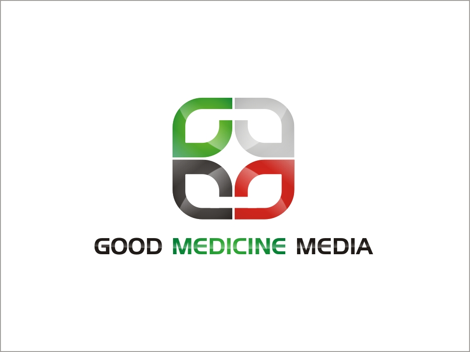 Logo Design by RED HORSE design studio - Entry No. 251 in the Logo Design Contest Good Medicine Media Logo Design.