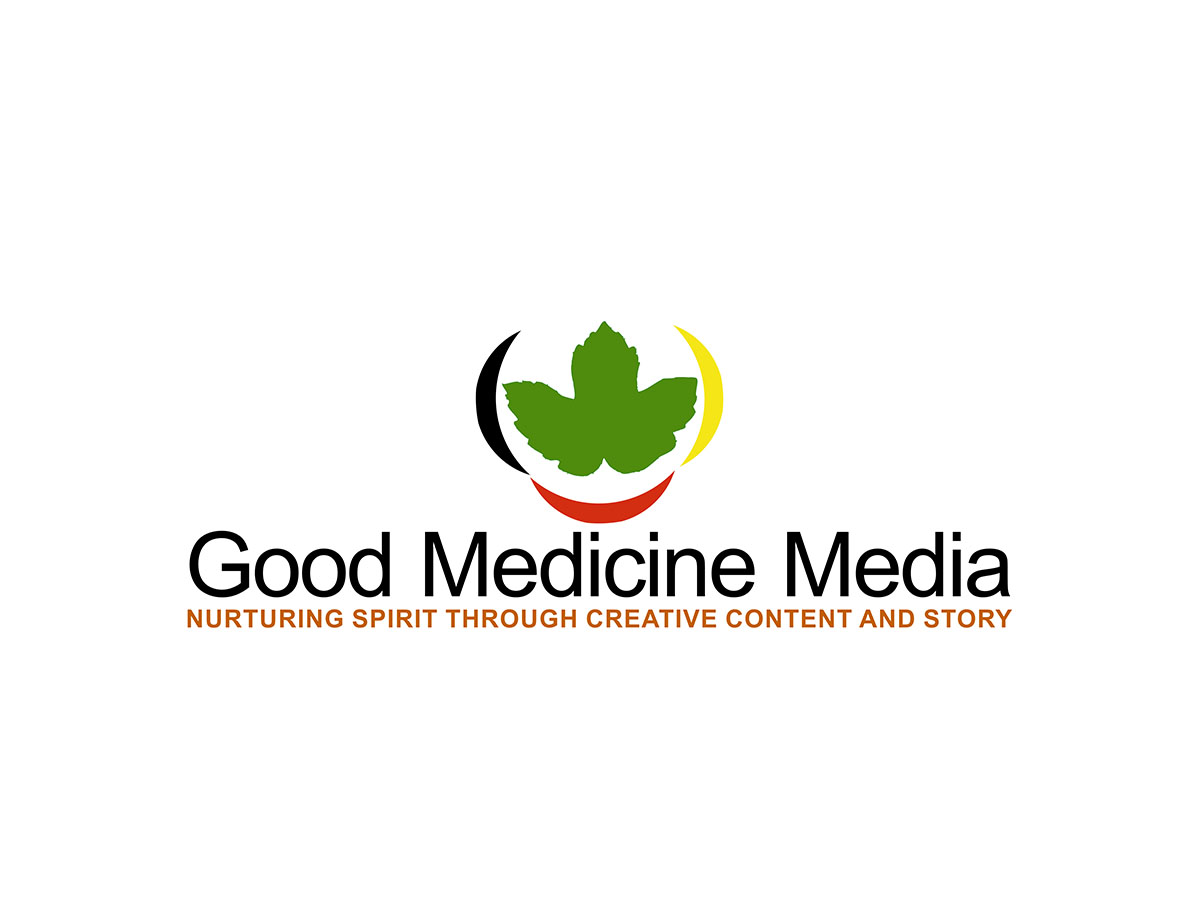 Logo Design by Prithinath - Entry No. 252 in the Logo Design Contest Good Medicine Media Logo Design.