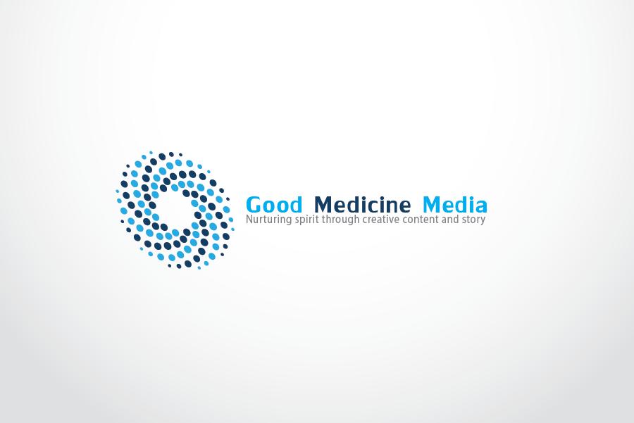 Logo Design by Private User - Entry No. 253 in the Logo Design Contest Good Medicine Media Logo Design.