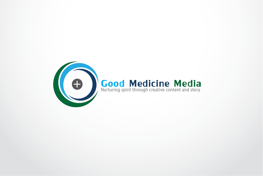 Logo Design by Private User - Entry No. 254 in the Logo Design Contest Good Medicine Media Logo Design.