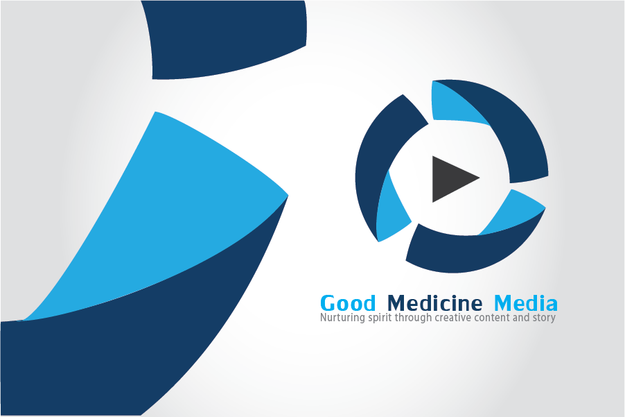 Logo Design by Private User - Entry No. 256 in the Logo Design Contest Good Medicine Media Logo Design.