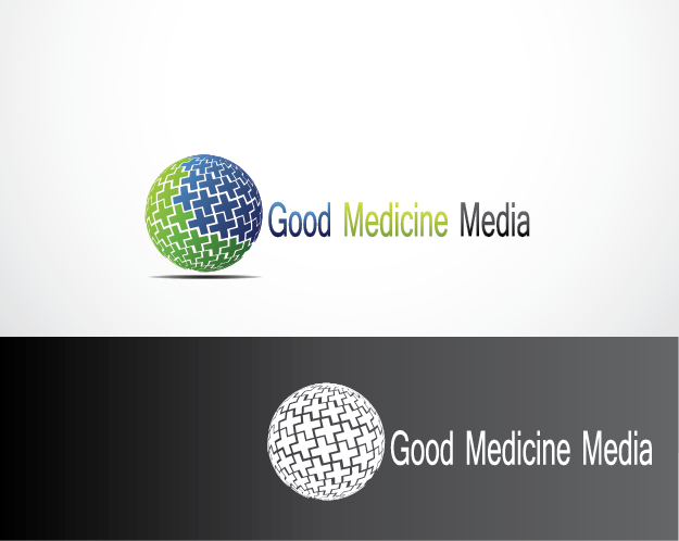 Logo Design by Private User - Entry No. 258 in the Logo Design Contest Good Medicine Media Logo Design.