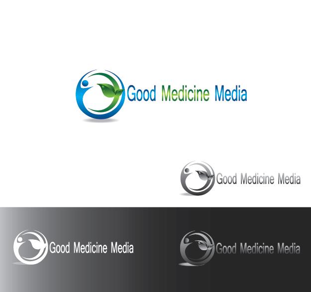 Logo Design by Private User - Entry No. 259 in the Logo Design Contest Good Medicine Media Logo Design.