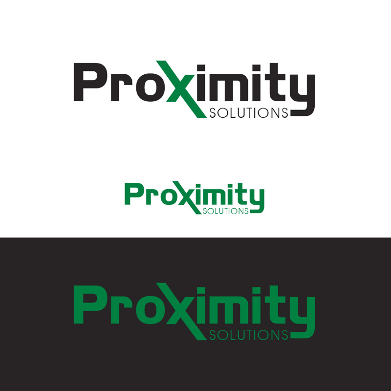 Logo Design by indowme - Entry No. 143 in the Logo Design Contest New Logo Design for Proximity Solutions.