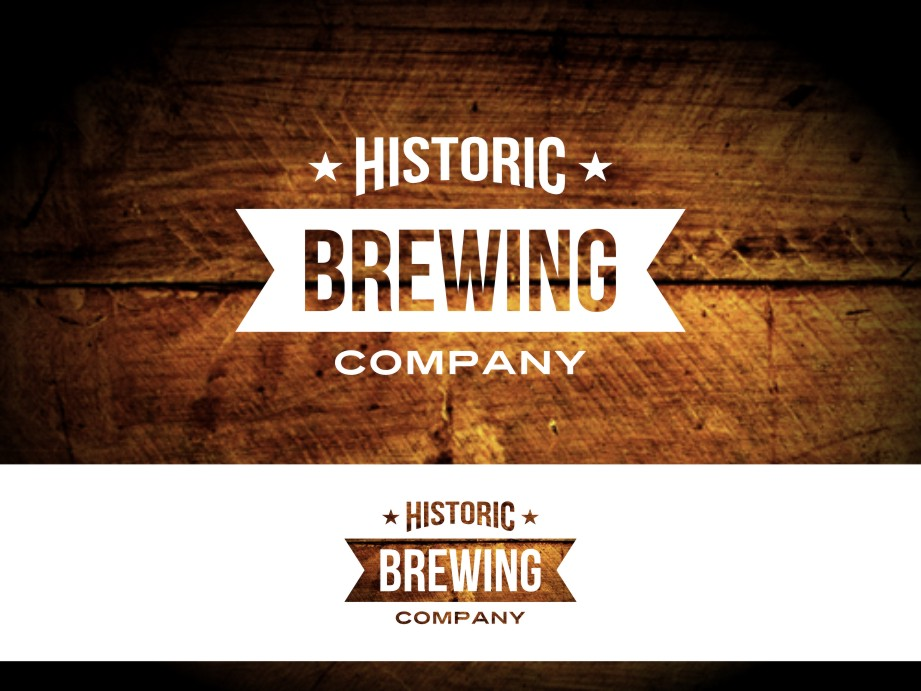 Logo Design by Private User - Entry No. 6 in the Logo Design Contest Unique Logo Design Wanted for Historic Brewing Company.