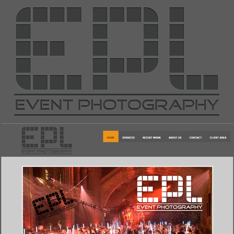 Logo Design by Private User - Entry No. 73 in the Logo Design Contest New Logo Design for EPL Event Photography.