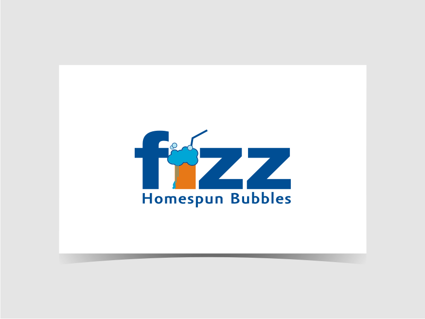 Logo Design by graphicleaf - Entry No. 17 in the Logo Design Contest Unique Logo Design Wanted for Fizz.