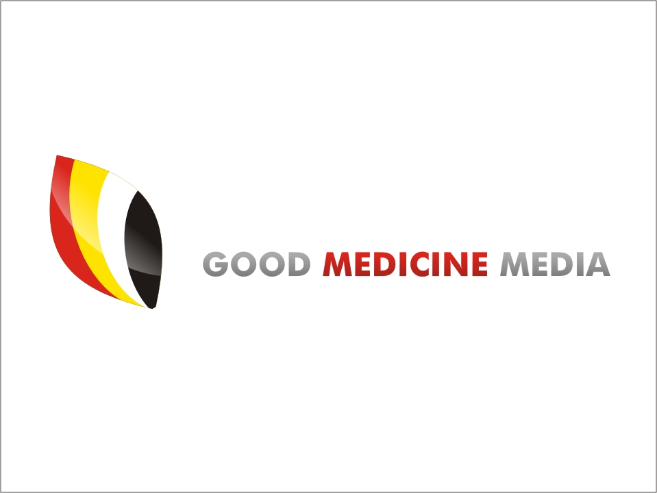 Logo Design by RED HORSE design studio - Entry No. 265 in the Logo Design Contest Good Medicine Media Logo Design.
