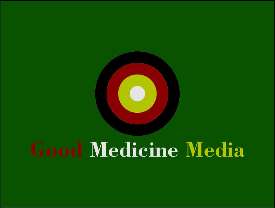 Logo Design by Agus Martoyo - Entry No. 266 in the Logo Design Contest Good Medicine Media Logo Design.