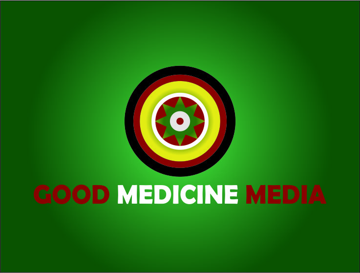 Logo Design by Agus Martoyo - Entry No. 267 in the Logo Design Contest Good Medicine Media Logo Design.