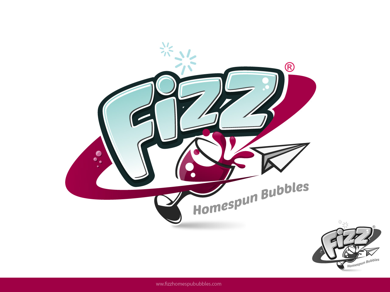 Logo Design by jpbituin - Entry No. 18 in the Logo Design Contest Unique Logo Design Wanted for Fizz.