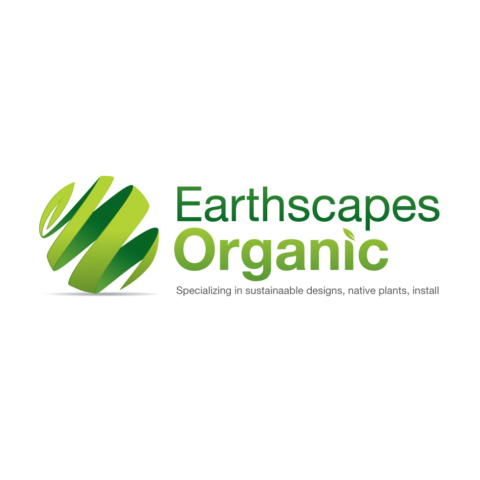 Logo Design by stevanga - Entry No. 66 in the Logo Design Contest Earthscapes Organic.