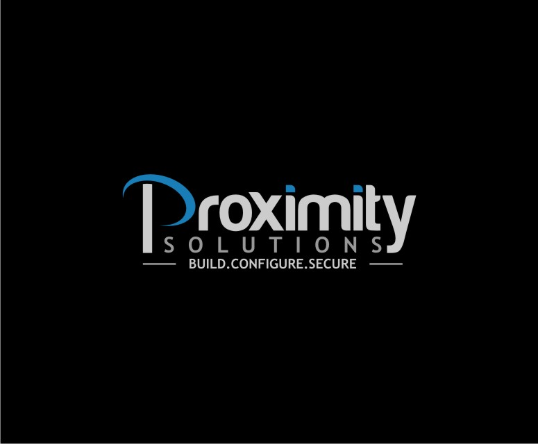 Logo Design by untung - Entry No. 147 in the Logo Design Contest New Logo Design for Proximity Solutions.