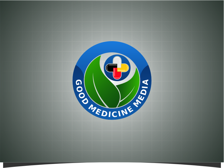 Logo Design by Ngepet_art - Entry No. 279 in the Logo Design Contest Good Medicine Media Logo Design.