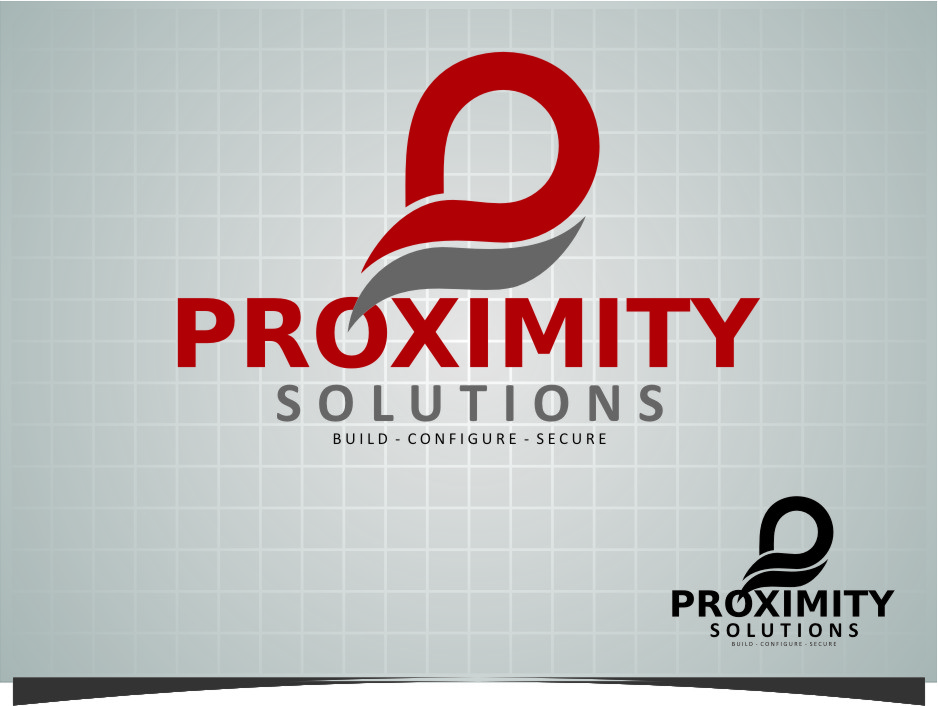 Logo Design by Ngepet_art - Entry No. 148 in the Logo Design Contest New Logo Design for Proximity Solutions.