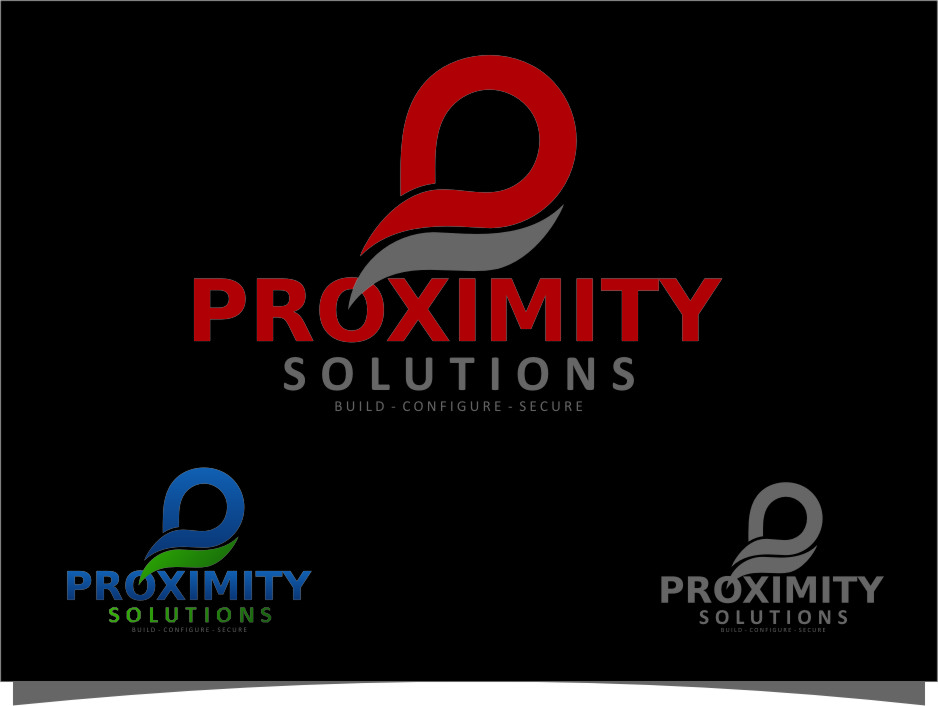 Logo Design by RasYa Muhammad Athaya - Entry No. 149 in the Logo Design Contest New Logo Design for Proximity Solutions.