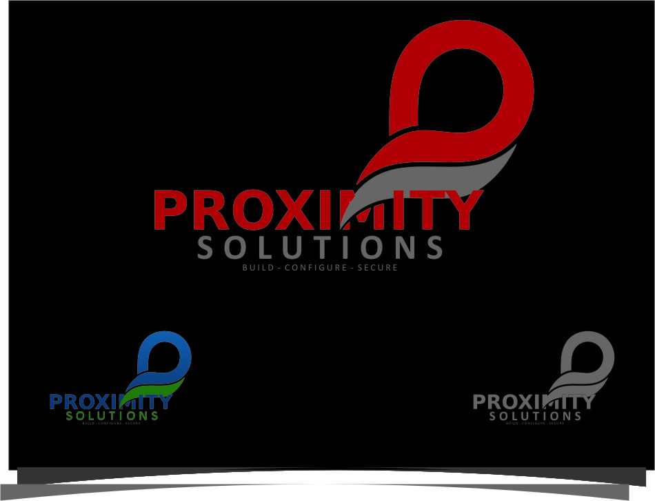 Logo Design by RasYa Muhammad Athaya - Entry No. 150 in the Logo Design Contest New Logo Design for Proximity Solutions.