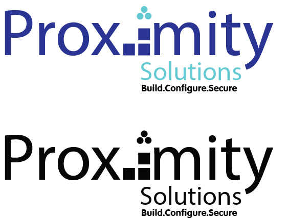 Logo Design by Private User - Entry No. 151 in the Logo Design Contest New Logo Design for Proximity Solutions.