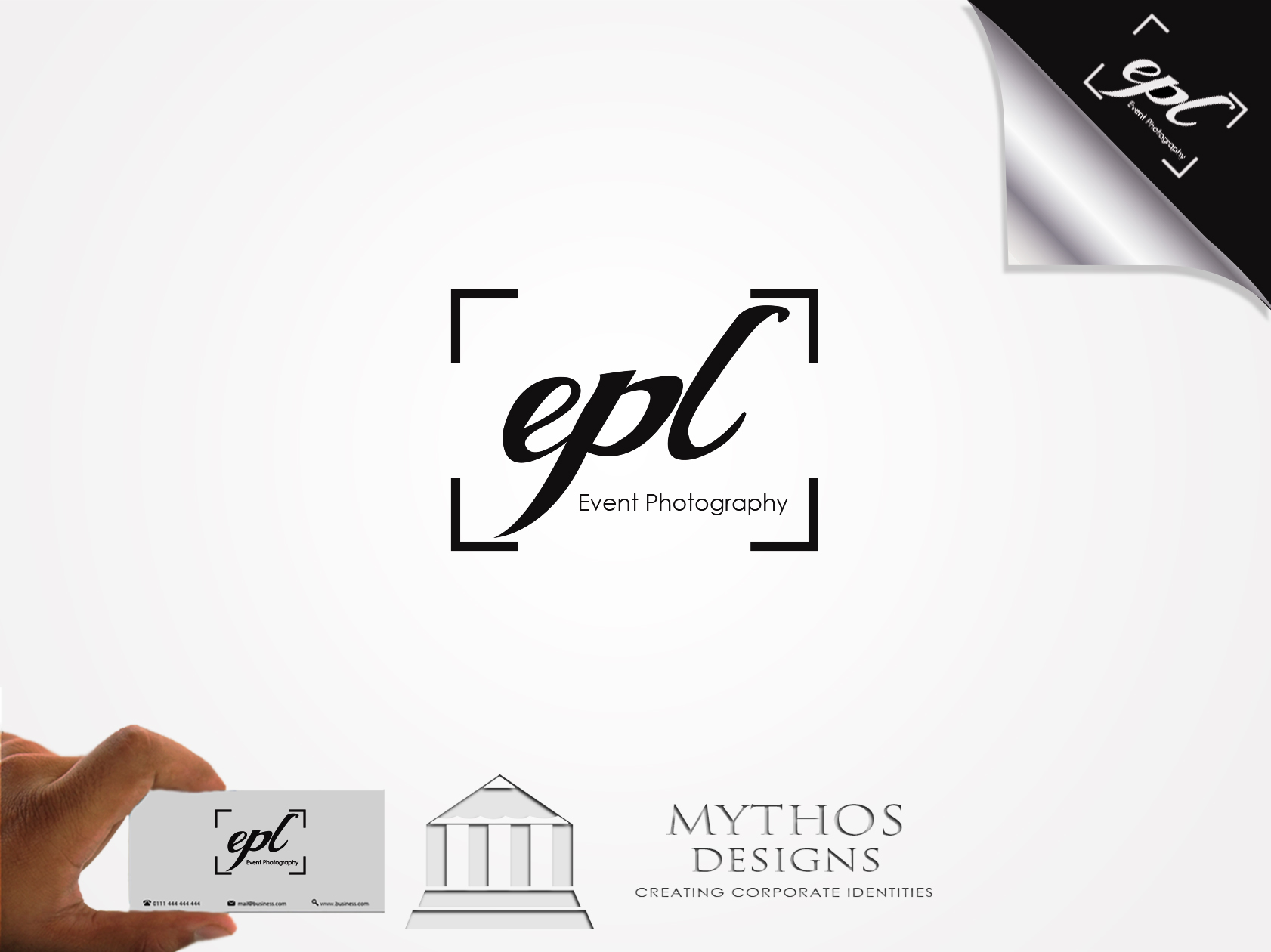 Logo Design by Mythos Designs - Entry No. 86 in the Logo Design Contest New Logo Design for EPL Event Photography.