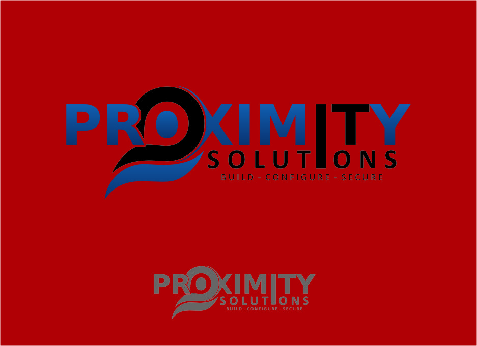 Logo Design by Ngepet_art - Entry No. 154 in the Logo Design Contest New Logo Design for Proximity Solutions.
