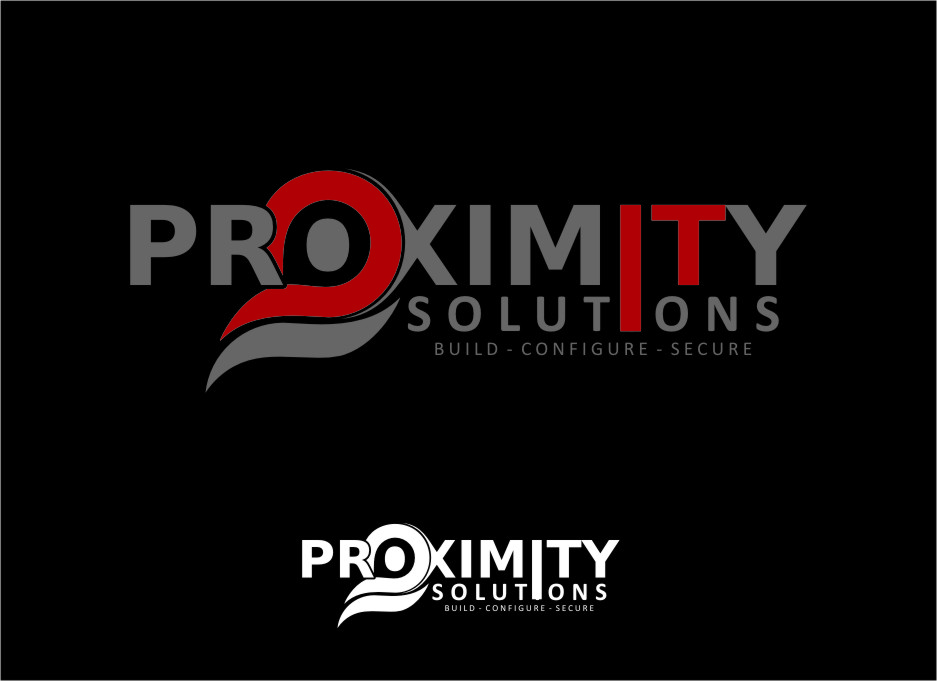 Logo Design by RasYa Muhammad Athaya - Entry No. 155 in the Logo Design Contest New Logo Design for Proximity Solutions.