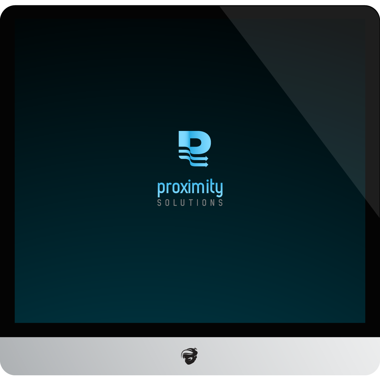 Logo Design by zesthar - Entry No. 156 in the Logo Design Contest New Logo Design for Proximity Solutions.