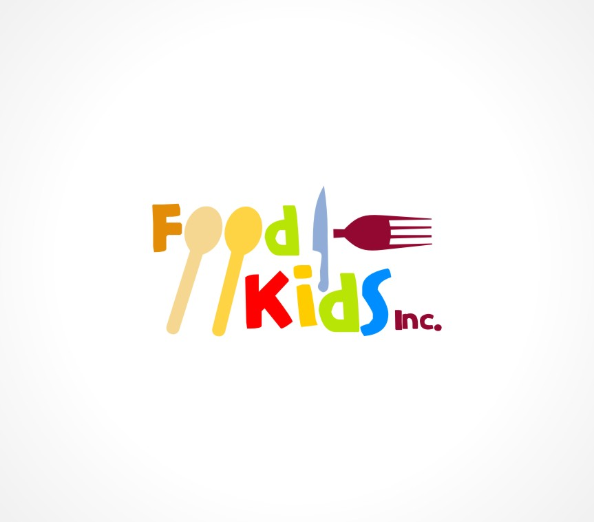 Logo Design by Private User - Entry No. 1 in the Logo Design Contest New Logo Design for Foodie Kids Inc..