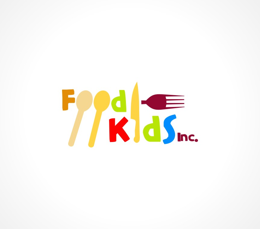 Logo Design by Private User - Entry No. 2 in the Logo Design Contest New Logo Design for Foodie Kids Inc..