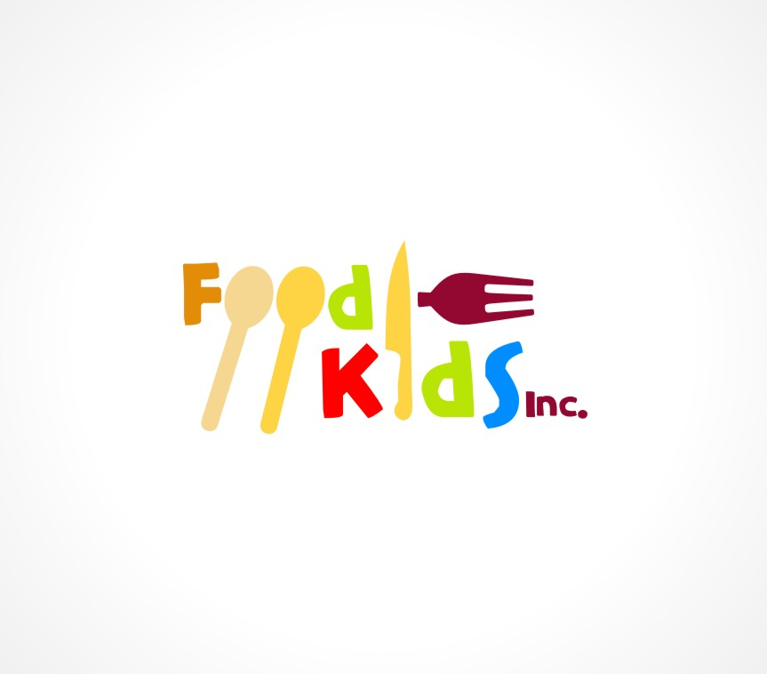 Logo Design by Private User - Entry No. 3 in the Logo Design Contest New Logo Design for Foodie Kids Inc..