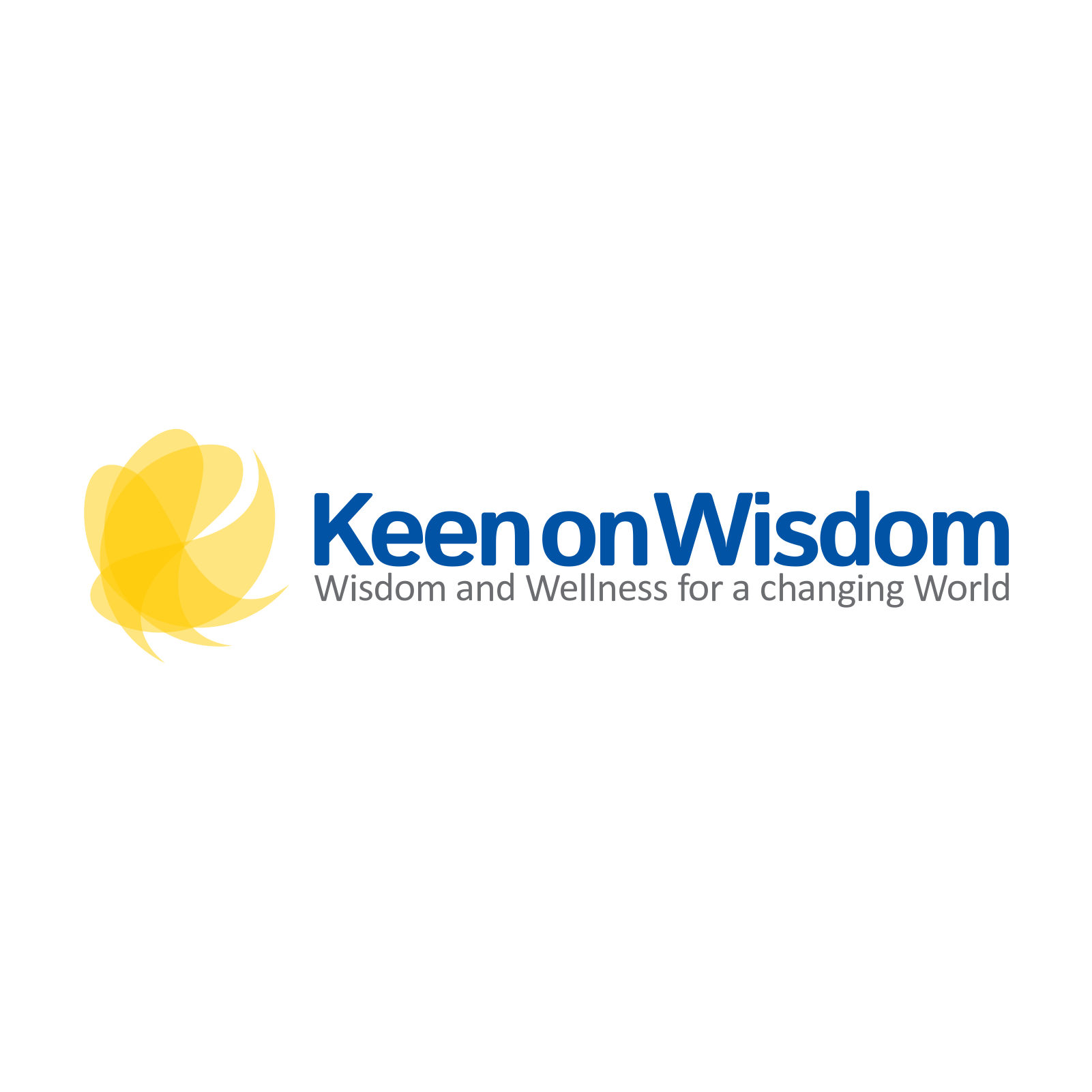 Logo Design by moisesf - Entry No. 64 in the Logo Design Contest Logo Design for Keen on Wisdom, Keen for Life, Keen 4 Life.