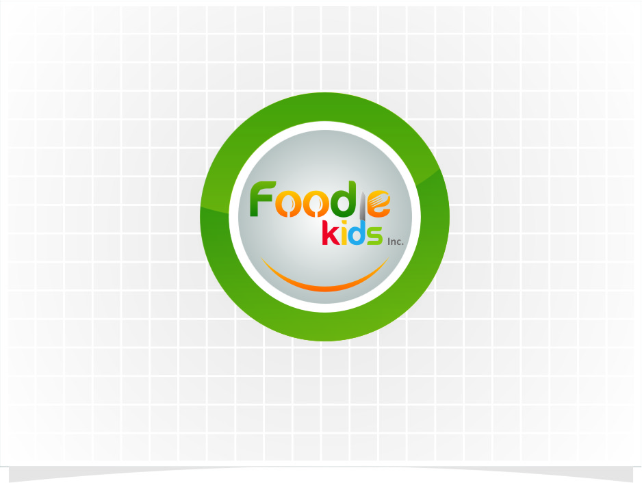 Logo Design by RasYa Muhammad Athaya - Entry No. 9 in the Logo Design Contest New Logo Design for Foodie Kids Inc..