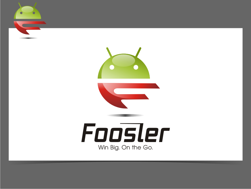 Logo Design by graphicleaf - Entry No. 35 in the Logo Design Contest Foosler Logo Design.