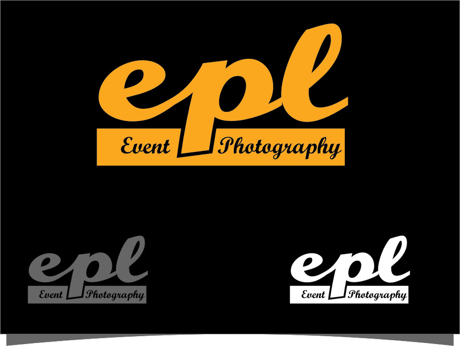 Logo Design by Ngepet_art - Entry No. 124 in the Logo Design Contest New Logo Design for EPL Event Photography.