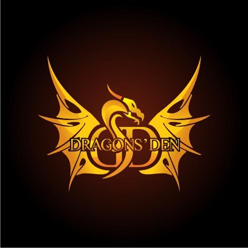 Logo Design by OverDozes - Entry No. 49 in the Logo Design Contest The Dragons' Den needs a new logo.