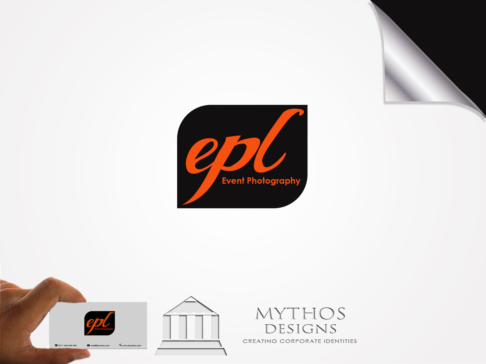Logo Design by Mythos Designs - Entry No. 130 in the Logo Design Contest New Logo Design for EPL Event Photography.