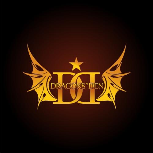 Logo Design by OverDozes - Entry No. 50 in the Logo Design Contest The Dragons' Den needs a new logo.
