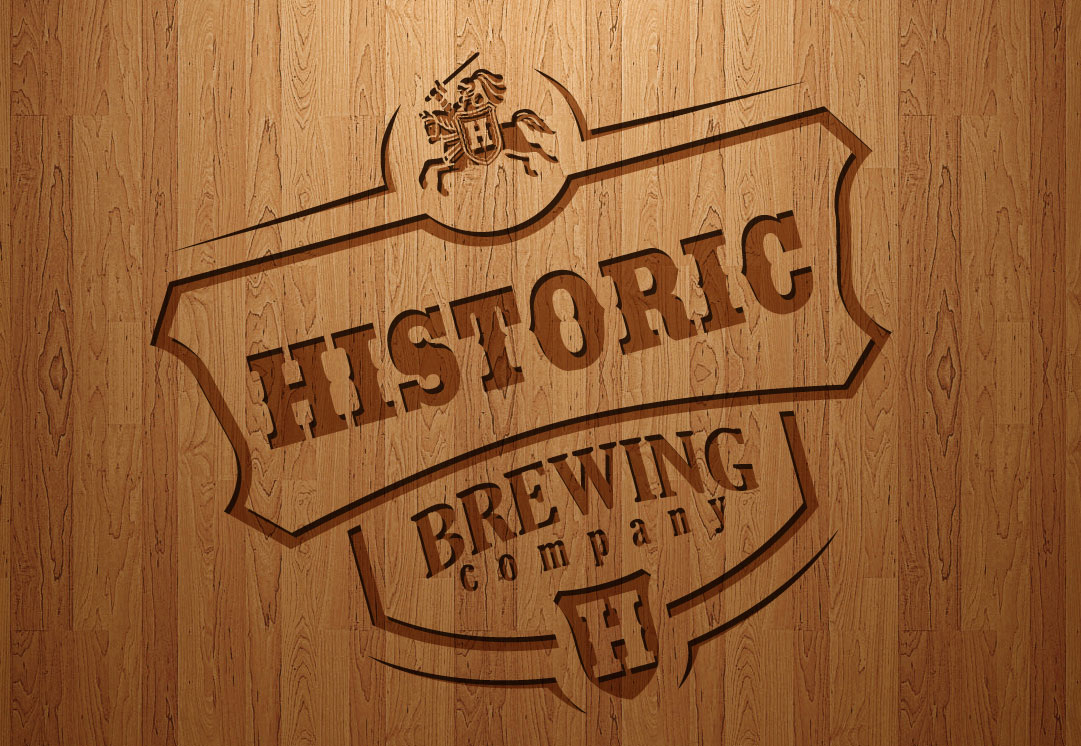 Logo Design by lagalag - Entry No. 26 in the Logo Design Contest Unique Logo Design Wanted for Historic Brewing Company.