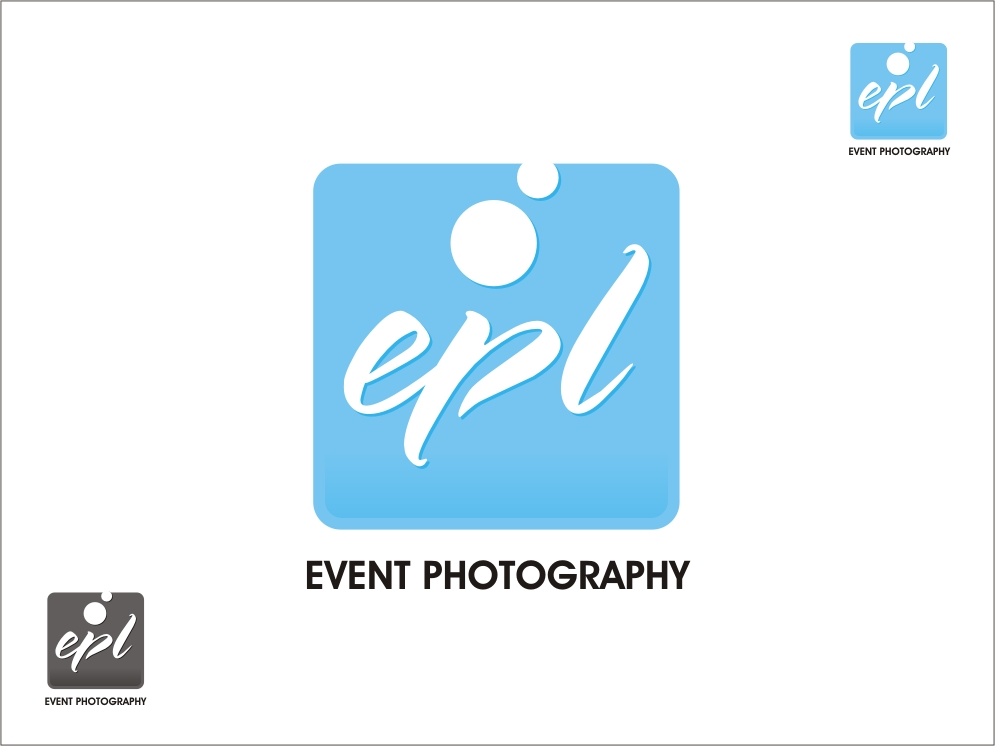 Logo Design by RED HORSE design studio - Entry No. 136 in the Logo Design Contest New Logo Design for EPL Event Photography.