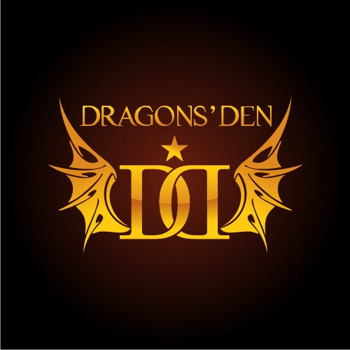 Logo Design by OverDozes - Entry No. 51 in the Logo Design Contest The Dragons' Den needs a new logo.