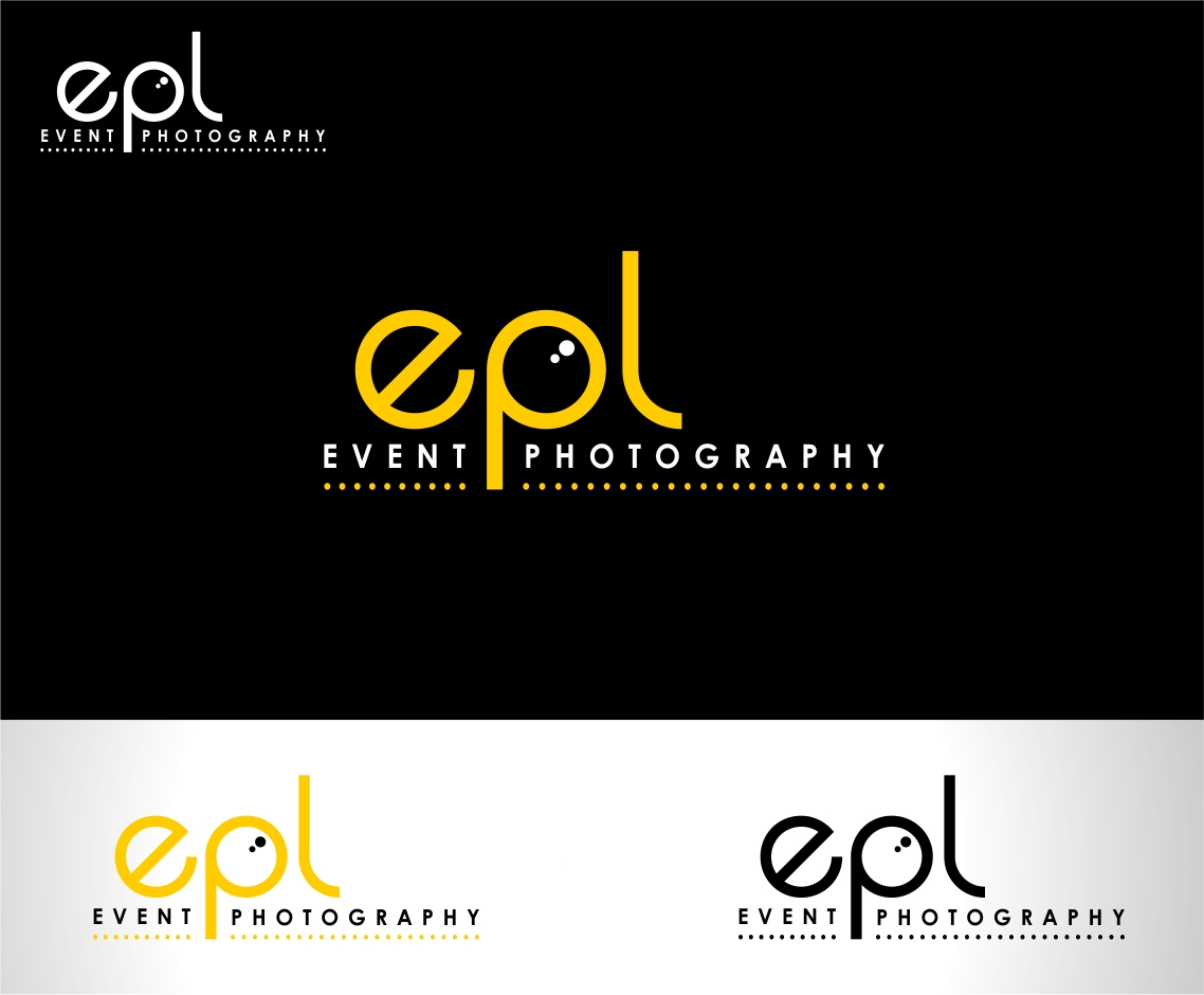 Logo Design by haidu - Entry No. 143 in the Logo Design Contest New Logo Design for EPL Event Photography.