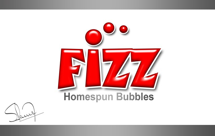 Logo Design by Respati Himawan - Entry No. 25 in the Logo Design Contest Unique Logo Design Wanted for Fizz.