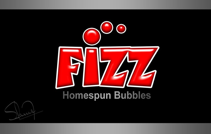 Logo Design by Respati Himawan - Entry No. 26 in the Logo Design Contest Unique Logo Design Wanted for Fizz.