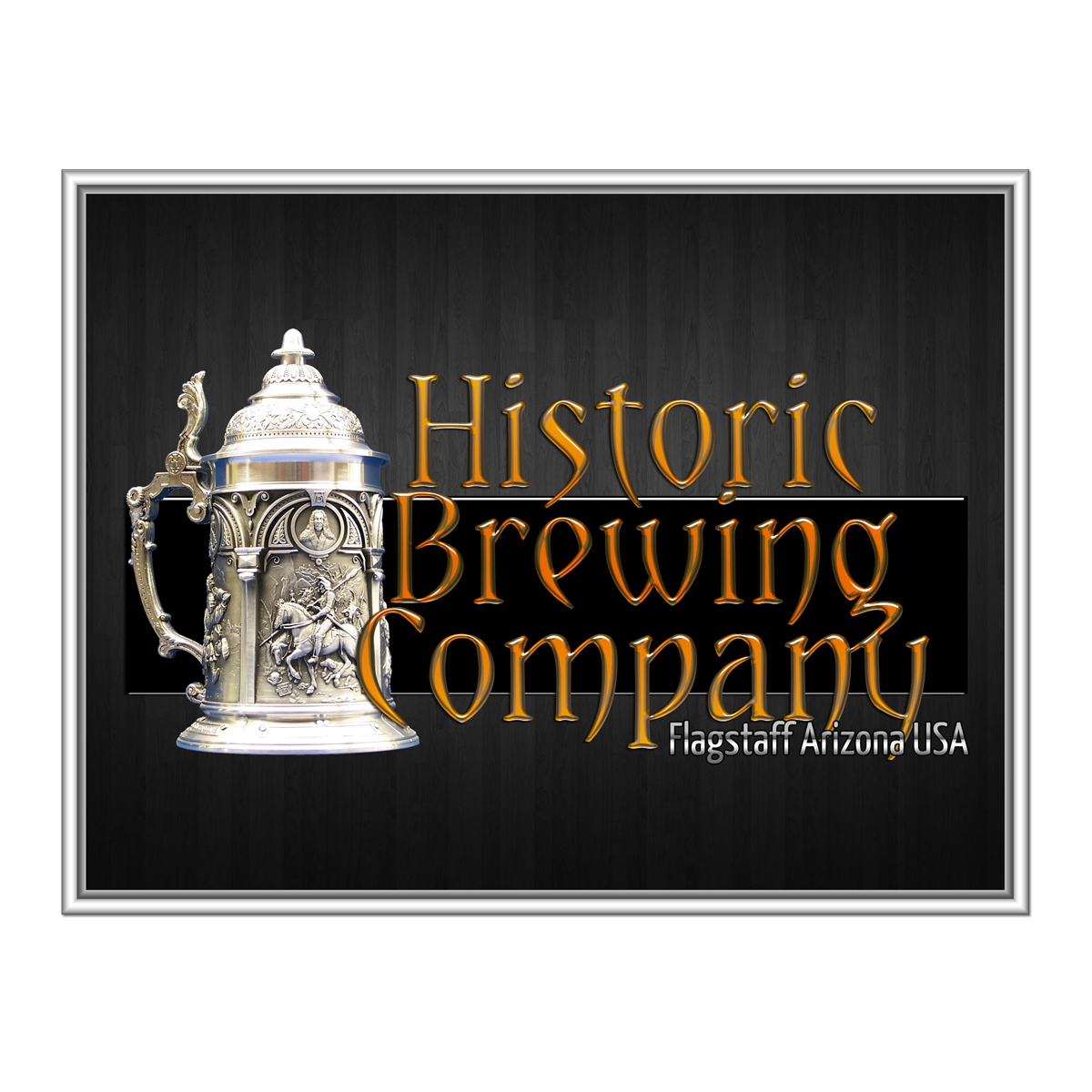 Logo Design by MITUCA ANDREI - Entry No. 35 in the Logo Design Contest Unique Logo Design Wanted for Historic Brewing Company.