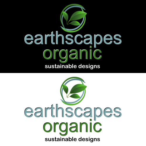 Logo Design by vlramirez - Entry No. 76 in the Logo Design Contest Earthscapes Organic.