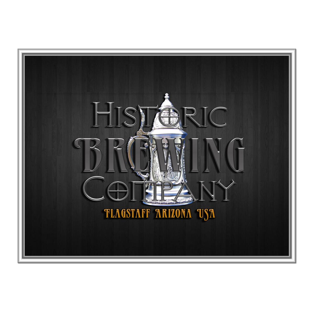 Logo Design by MITUCA ANDREI - Entry No. 38 in the Logo Design Contest Unique Logo Design Wanted for Historic Brewing Company.