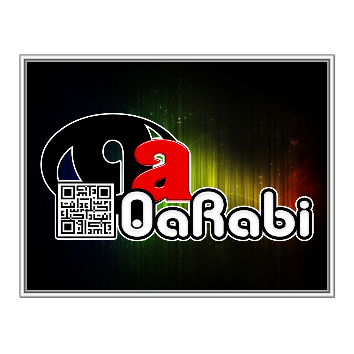 Logo Design by MITUCA ANDREI - Entry No. 5 in the Logo Design Contest Creative Logo Design for QaRabi.