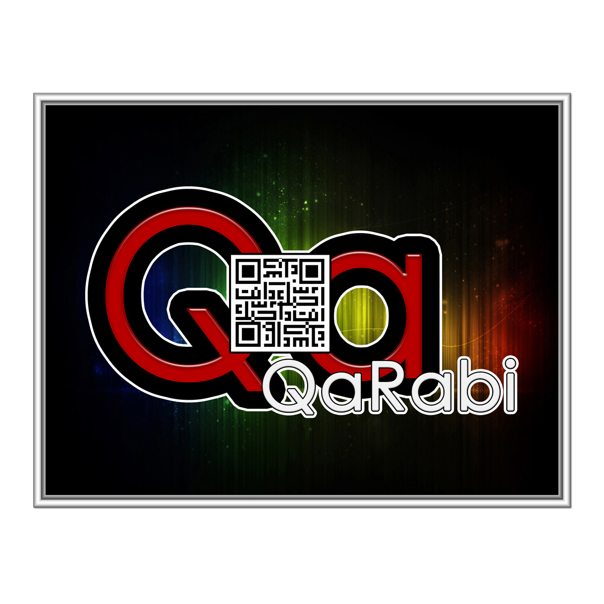 Logo Design by MITUCA ANDREI - Entry No. 7 in the Logo Design Contest Creative Logo Design for QaRabi.