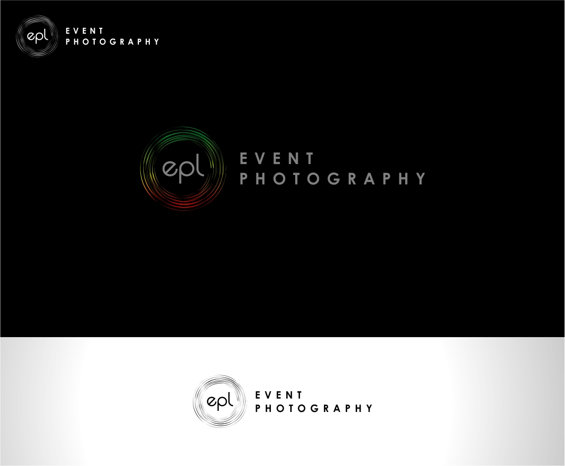 Logo Design by haidu - Entry No. 162 in the Logo Design Contest New Logo Design for EPL Event Photography.