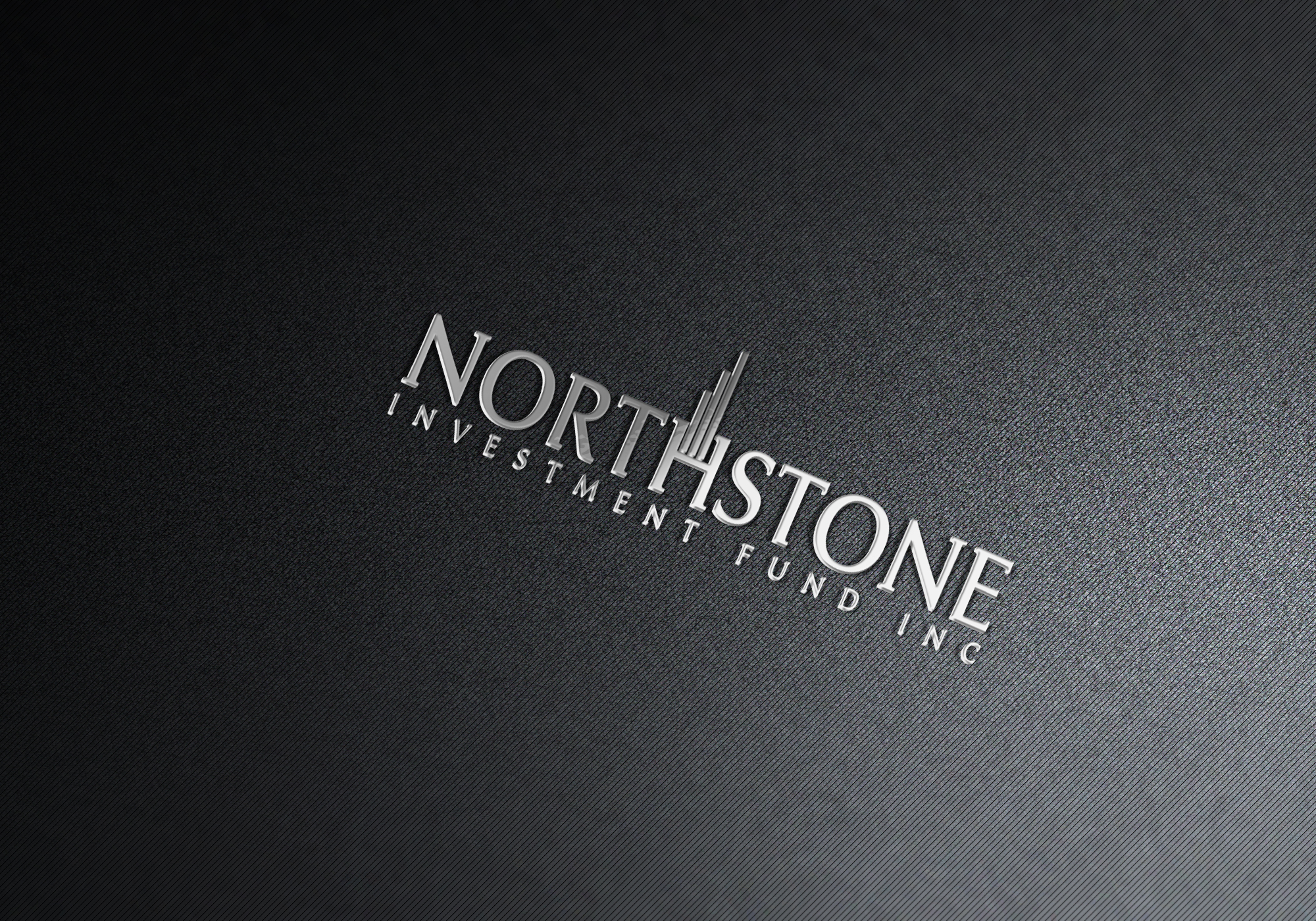 Logo Design by Jagdeep Singh - Entry No. 6 in the Logo Design Contest Unique Logo Design Wanted for NorthStone Investment Fund Inc.